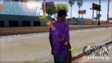 Dropdead T-Shirt для GTA San Andreas второй скриншот