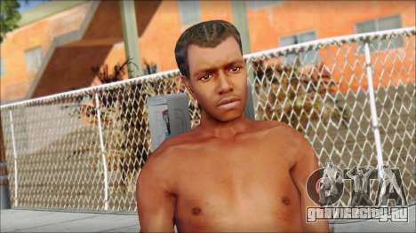 Beach Character 4 для GTA San Andreas