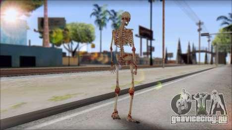 Skeleton from Sniper Elite v2 для GTA San Andreas второй скриншот