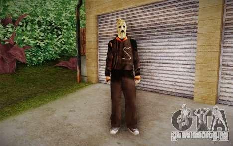 Corey Taylor Skin для GTA San Andreas