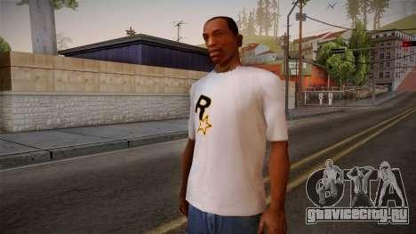 Rockstar Games Shirt для GTA San Andreas