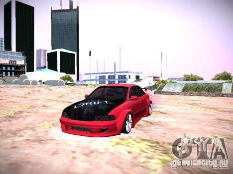 Audi A4 Экстремальных для GTA San Andreas
