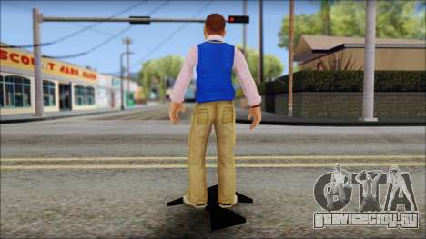 Petey from Bully Scholarship Edition для GTA San Andreas третий скриншот