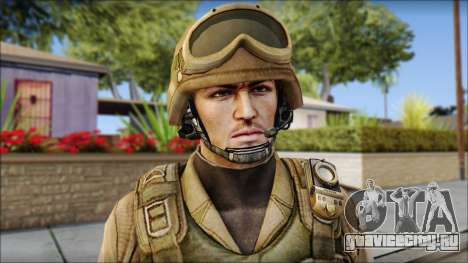 Desert Gafe Soldier Front 2 для GTA San Andreas третий скриншот