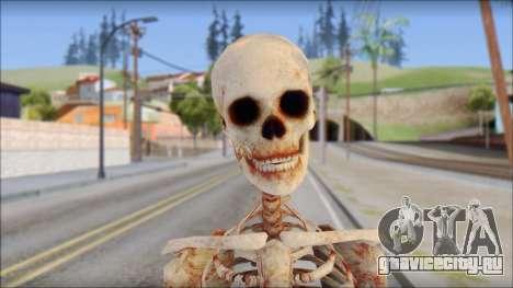 Skeleton from Sniper Elite v2 для GTA San Andreas третий скриншот