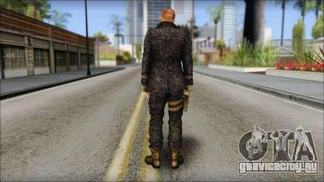Jake Muller from Resident Evil 6 v2 для GTA San Andreas второй скриншот