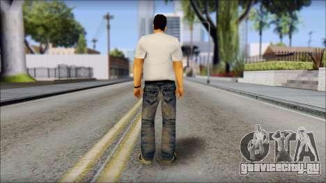 Toni Cipriani v1 для GTA San Andreas второй скриншот