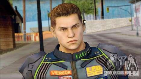 Piers Azul no Gorra для GTA San Andreas третий скриншот