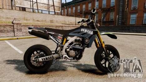 Yamaha YZF-450 v1.17 для GTA 4 вид слева