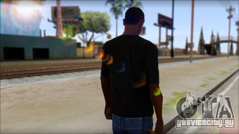 BrainoNimbus T-Shirt для GTA San Andreas второй скриншот