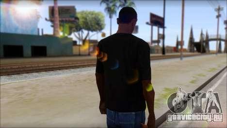 BrainoNimbus T-Shirt для GTA San Andreas второй скриншот