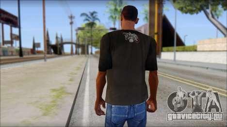 New Ecko T-Shirt для GTA San Andreas второй скриншот