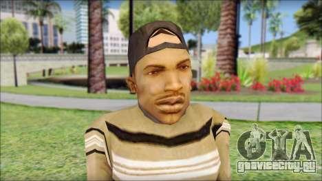 CJ Dwarf v2 для GTA San Andreas третий скриншот