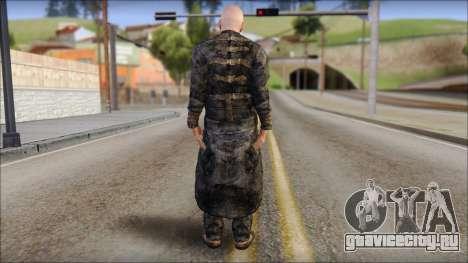 Father Martrin From Outlast для GTA San Andreas второй скриншот