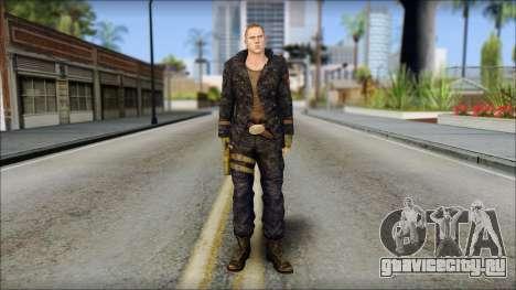 Jake Muller from Resident Evil 6 v2 для GTA San Andreas