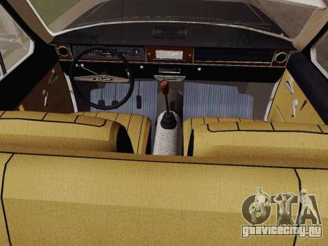 ГАЗ 24-01 Лимузин для GTA San Andreas вид справа