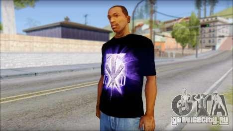 Wrestle Mania T-Shirt v1 для GTA San Andreas