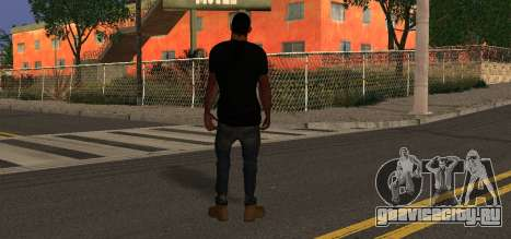 Crossfit для GTA San Andreas второй скриншот