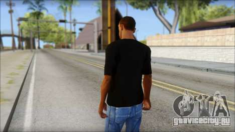 Infected Rain T-Shirt для GTA San Andreas второй скриншот