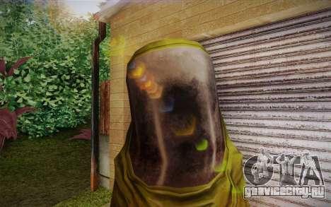 Hazmat Suit from Killing Floor для GTA San Andreas третий скриншот