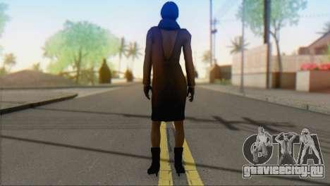 Ada Wong v2 для GTA San Andreas второй скриншот