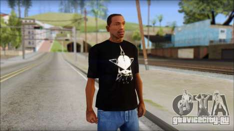 Infected Rain T-Shirt для GTA San Andreas
