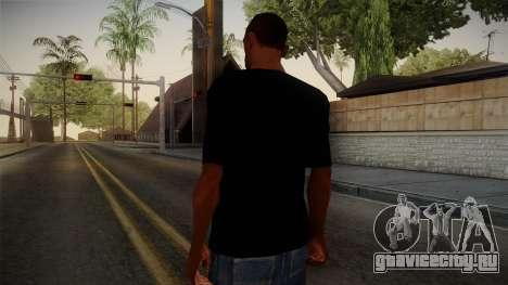 Eminem T-Shirt для GTA San Andreas второй скриншот