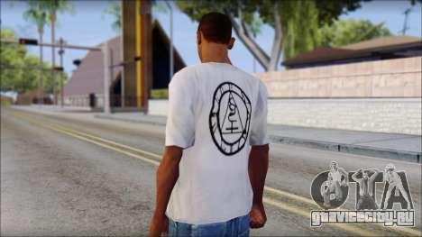 Silent Hill T-shirt для GTA San Andreas второй скриншот