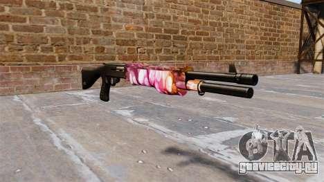 Ружьё Franchi SPAS-12 Dots для GTA 4