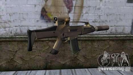 XM8 Compact Dust для GTA San Andreas второй скриншот