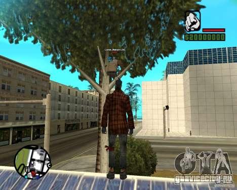 Players Informer для GTA San Andreas