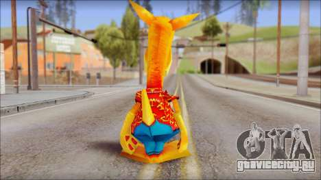 Bungalow the Kangaroo from Fur Fighters Playable для GTA San Andreas третий скриншот