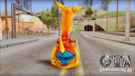 Bungalow the Kangaroo from Fur Fighters Playable для GTA San Andreas третий скриншот