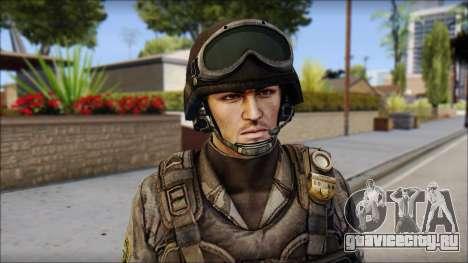 Urban GAFE from Soldier Front 2 для GTA San Andreas третий скриншот