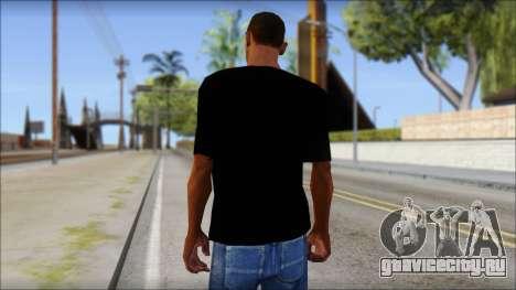Hladno Pivo T-Shirt для GTA San Andreas второй скриншот