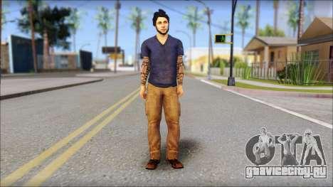 Jason Brody для GTA San Andreas