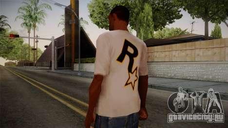 Rockstar Games Shirt для GTA San Andreas второй скриншот