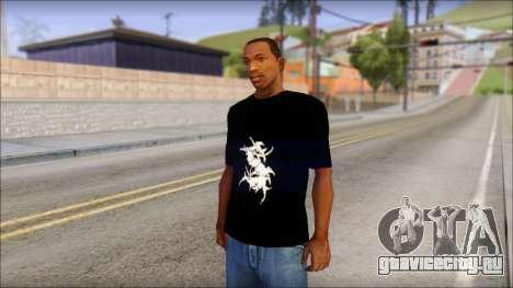 Sepultura Logo T-Shirt для GTA San Andreas