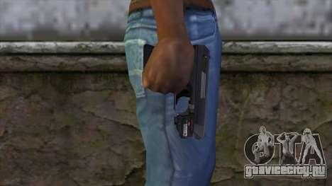 VP-70 Pistol from Resident Evil 6 v1 для GTA San Andreas третий скриншот