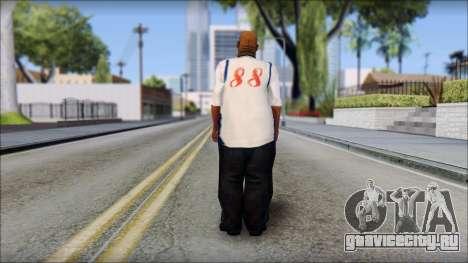 Big Smoke Beta для GTA San Andreas второй скриншот