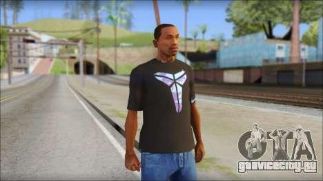 Kobie Shirt для GTA San Andreas