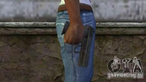 HK P2000 from CS:GO v1 для GTA San Andreas третий скриншот
