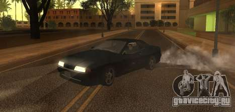 Cleo Drift для GTA San Andreas третий скриншот