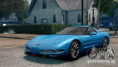 Chevrolet Corvette Z06 (C5) 2002 V3.0 [EPM] для GTA 4
