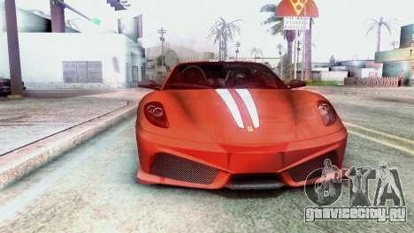 Graphic Unity для GTA San Andreas четвёртый скриншот