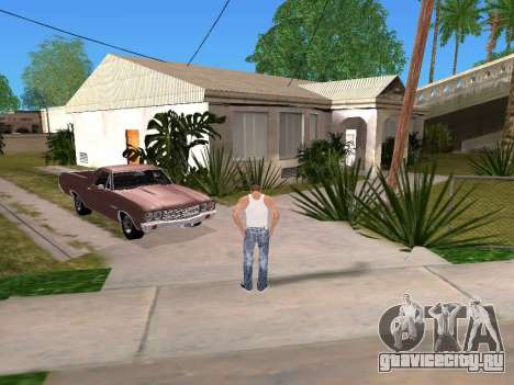 DLock для GTA San Andreas второй скриншот