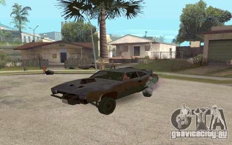 Interceptor для GTA San Andreas