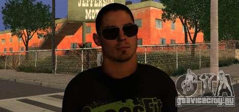 Crossfit для GTA San Andreas третий скриншот