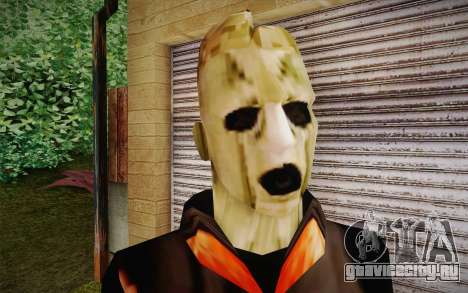 Corey Taylor Skin для GTA San Andreas третий скриншот