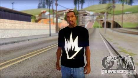 Afends T-Shirt для GTA San Andreas